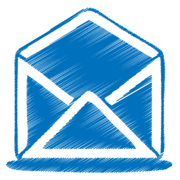 blue-mail-open-icon